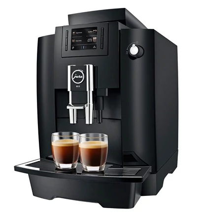Jura Professional Kaffeevollautomat WE6 - Piano Black