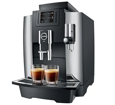 Jura Professional Kaffeevollautomat WE8 - Chrom